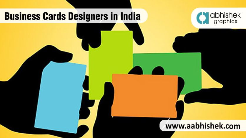Business Cards Designers in India, visiting card designers