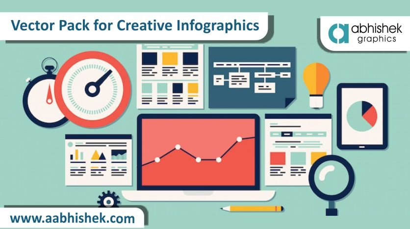 vector-Pack-For-Creative-Infographics