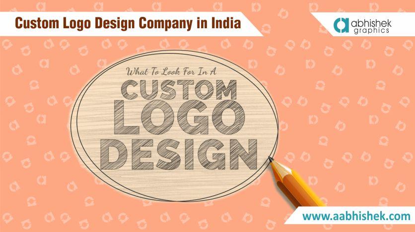 Custom Logo Design Company in India