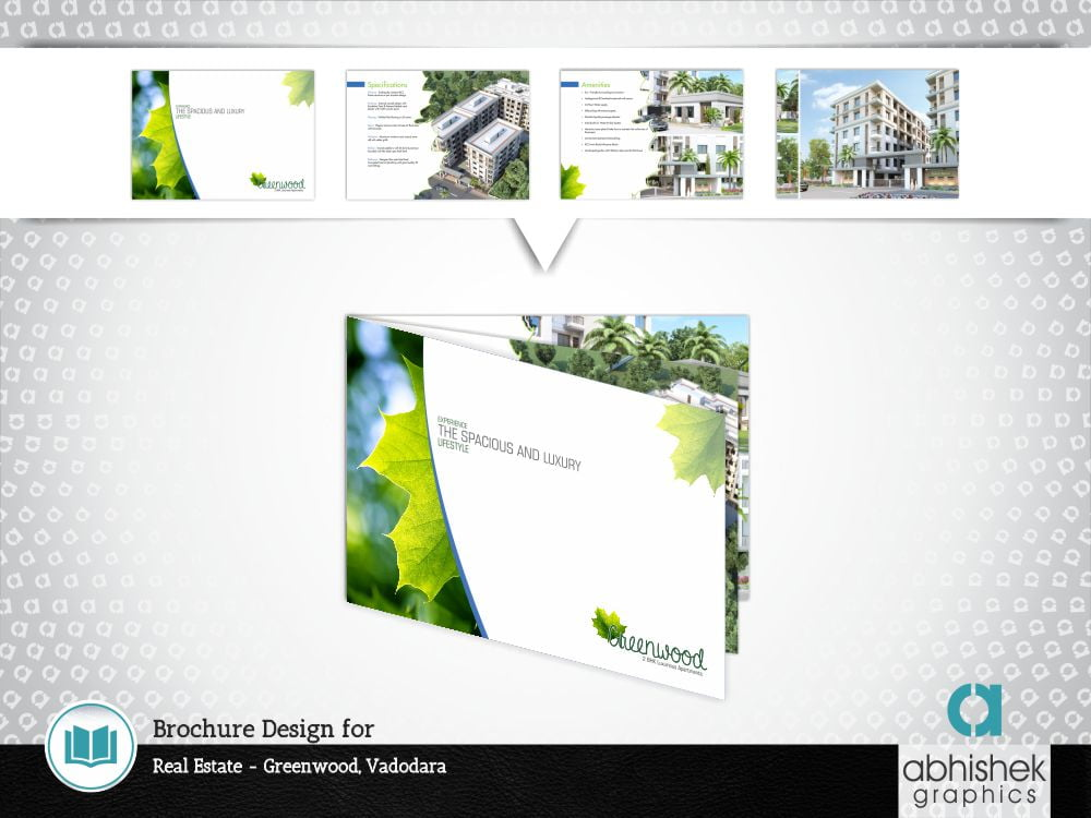 brochure design, real estate brochure design, Brochure Design for Real Estate