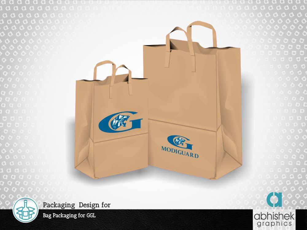 Packaging Design for Bag Packaging