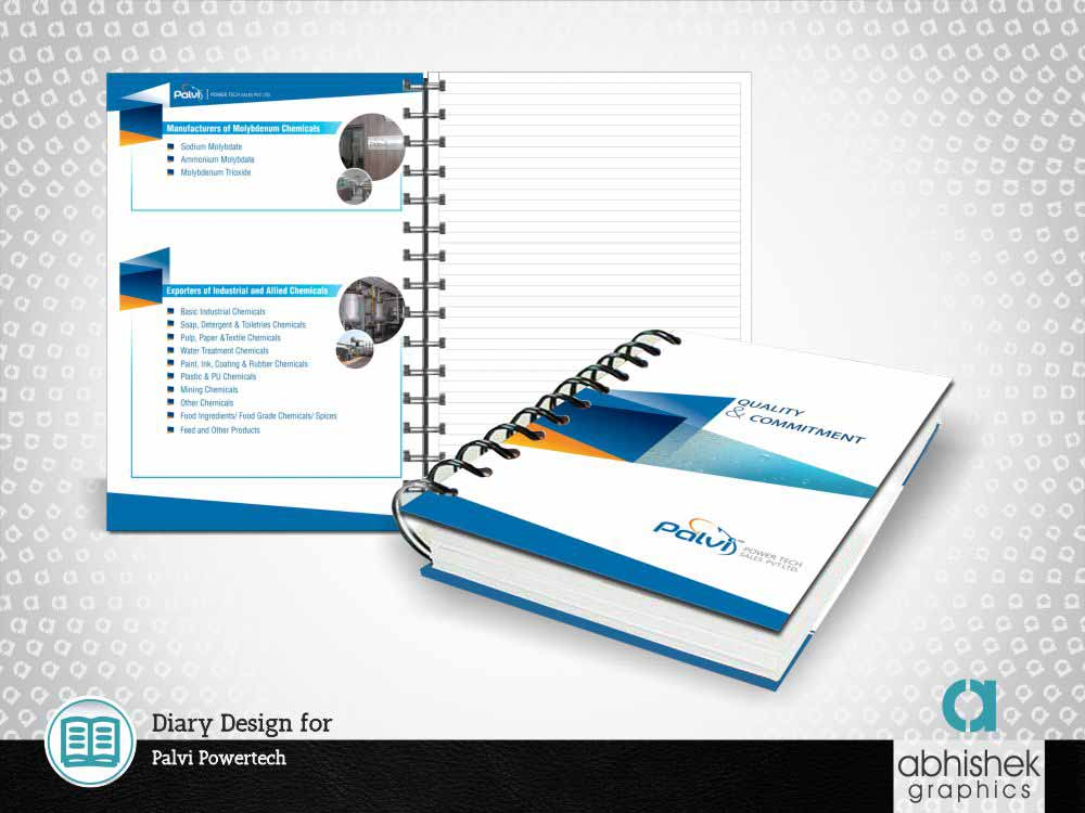 Dairy Design for Palvi Powertech