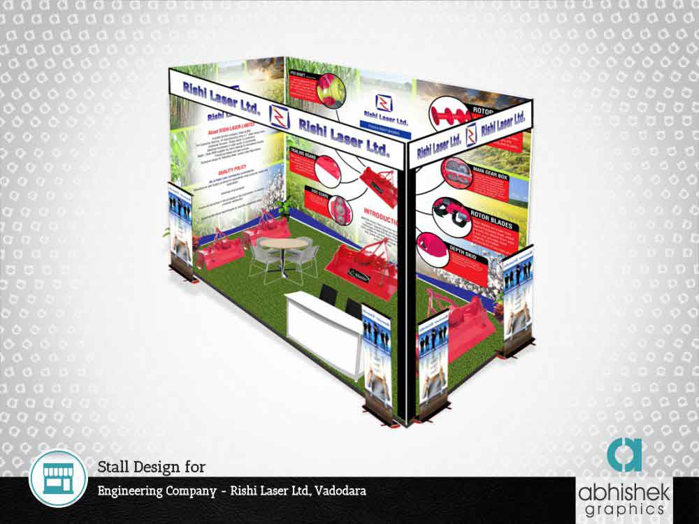 Exhibition stall rates : Exhibition stall design service in india abhishek graphics