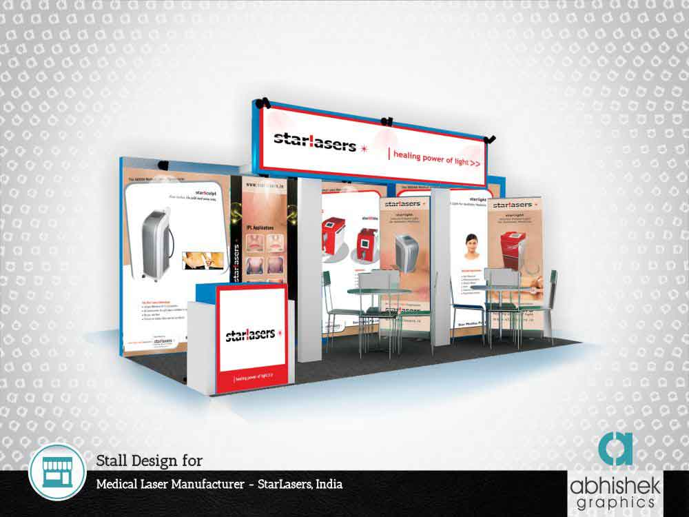 Outdoor Exhibition Stall : Exhibition stall design service in india abhishek graphics