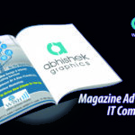 magazine advertisement design service