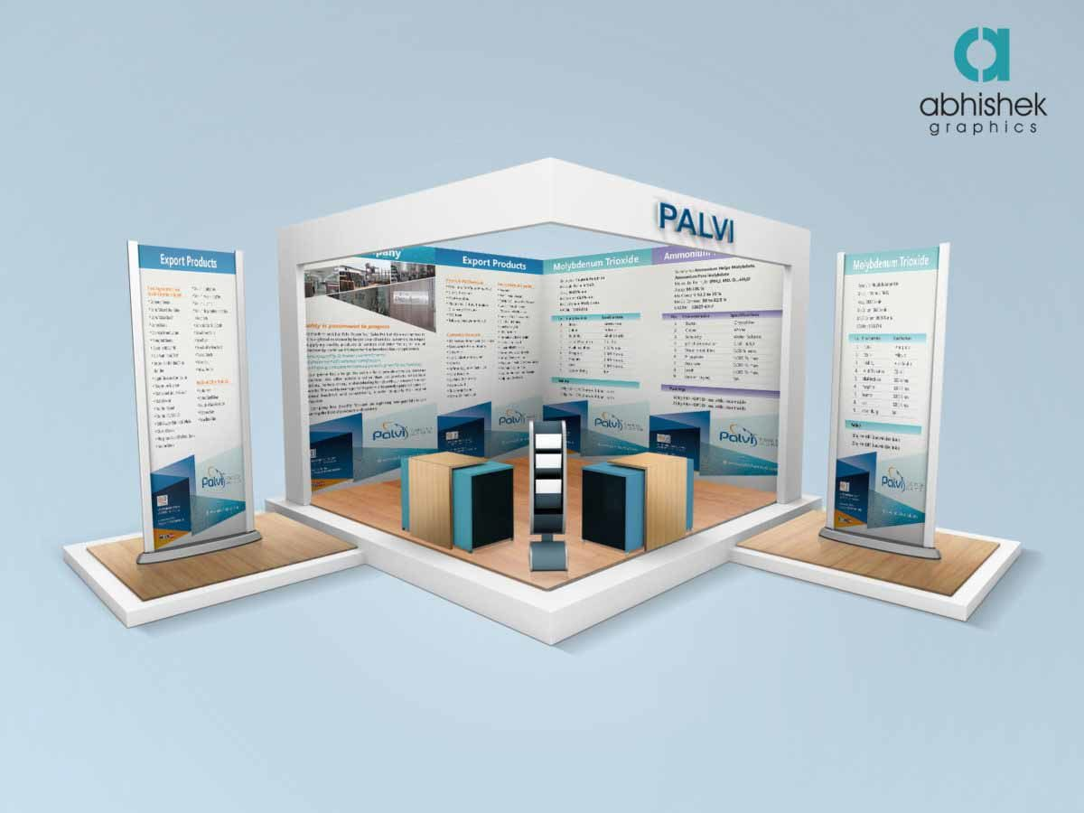 Exhibition Stall Design Agency In Ahmedabad : Exhibition booth design for pharma company creative graphic design