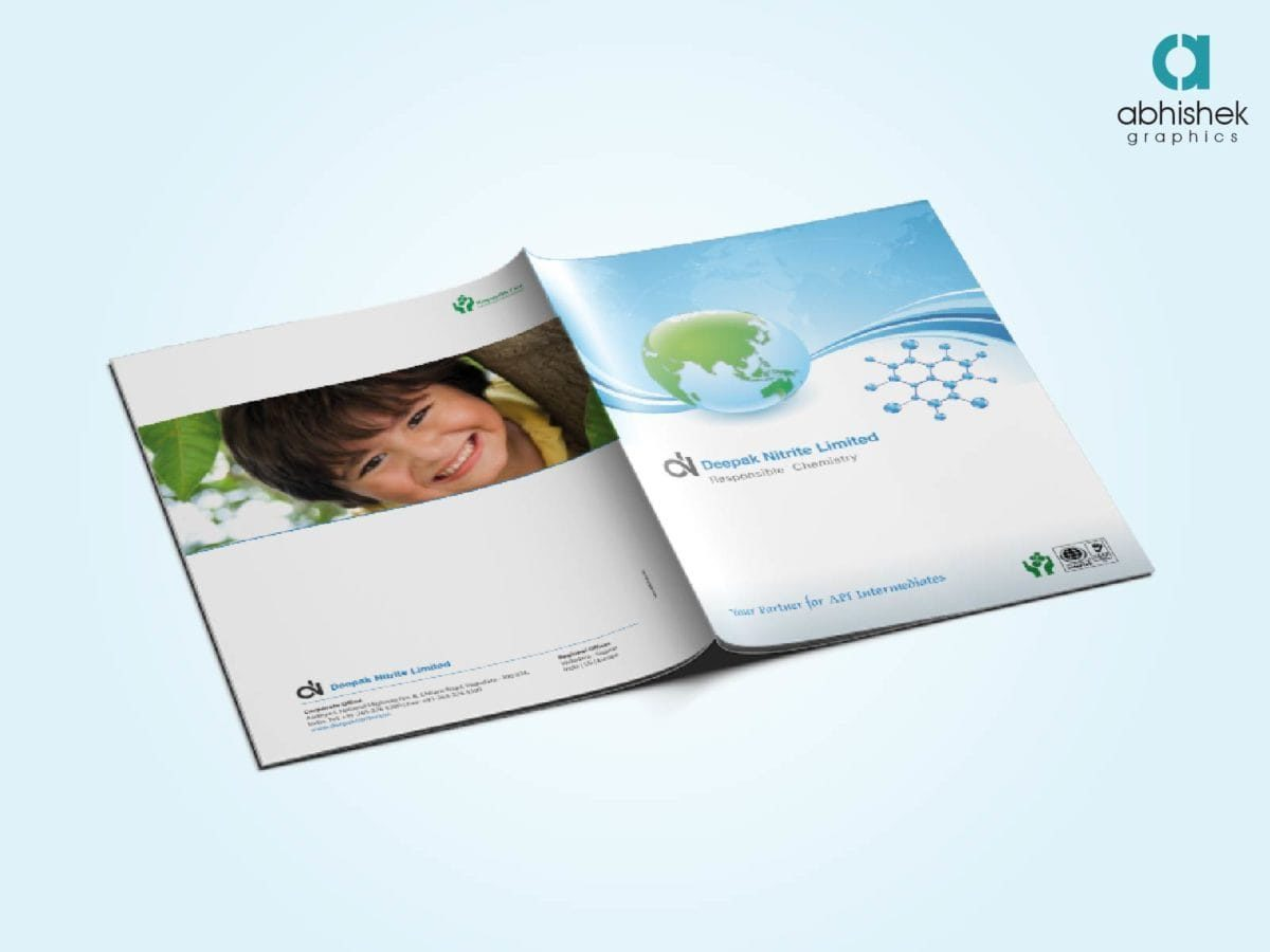 Pharma Brochure Designing Company - Creative Graphic Design
