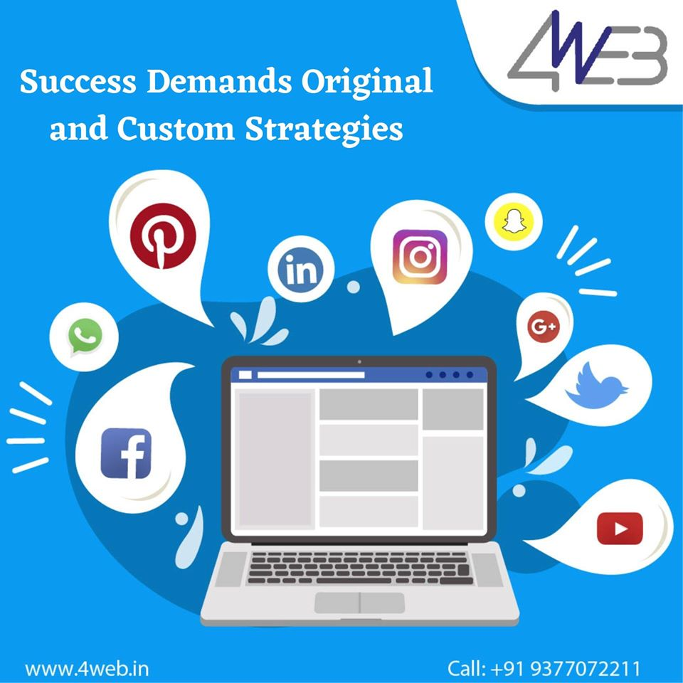Social Media Graphic Design Services Social Media Branding India